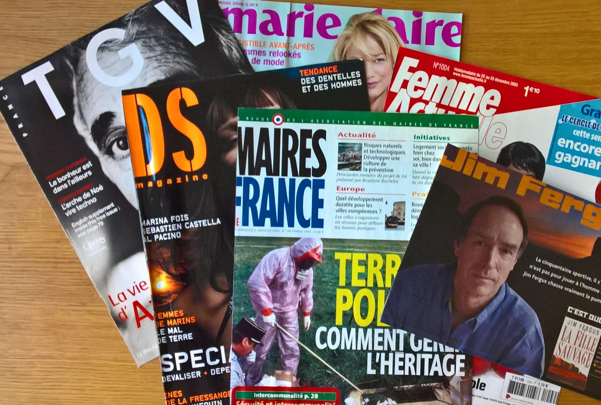 Articles presse écrite de Françoise Bougenot, journaliste Montpellier